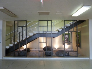 Lalumiere Hall Staircase - Marquette University