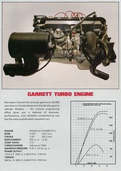 Inline Six Turbocharged 1980