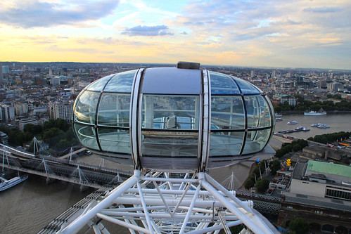 londres: London Eye