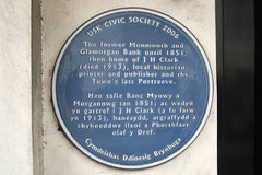 Photo of Blue plaque number 7527