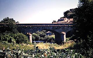 Allariz 1973 - Puente Nuevo o de San Isidro.