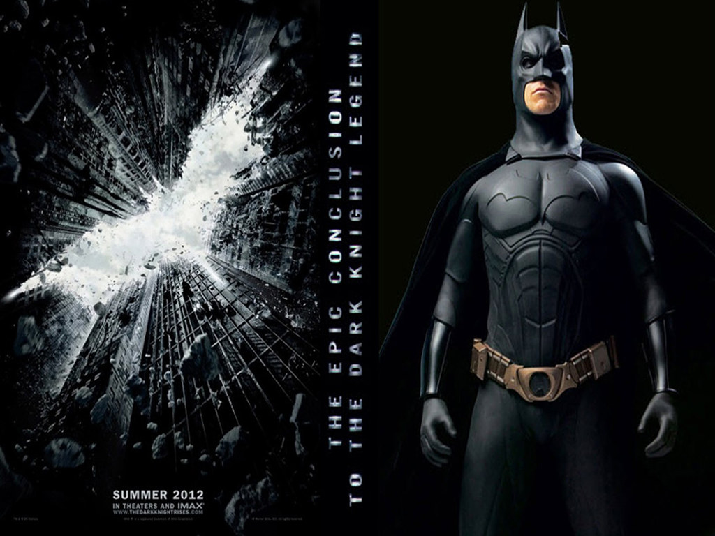 The Dark Knight Rises Wallpaper Click The Image And Then Flickr