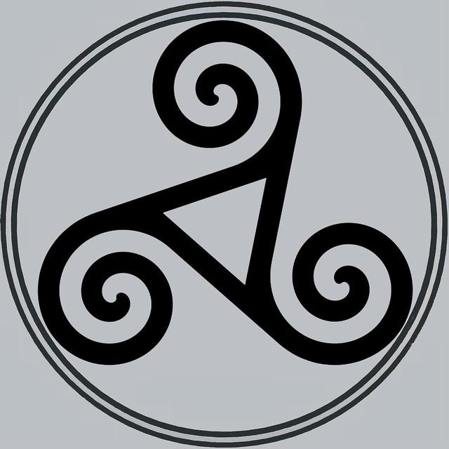 Spiral Triskel