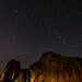 Starry Night at Smith Rock State Park