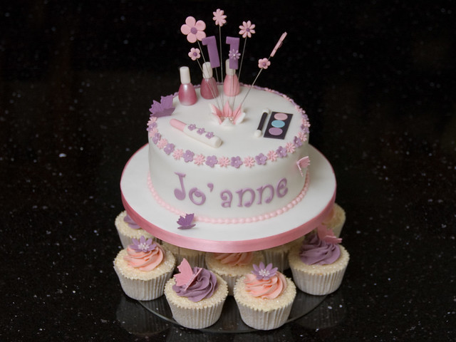 Pamper Party Cake Images : Pamper Party Cake Flickr - Photo Sharing!