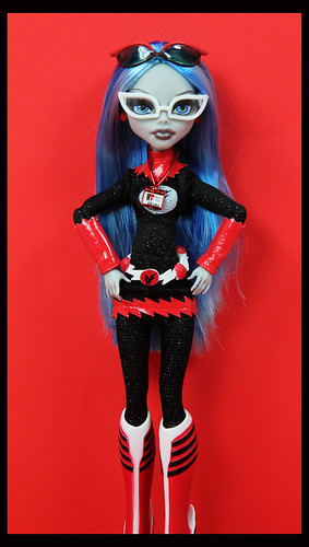 Ghoulia Comicon by DollsinDystopia