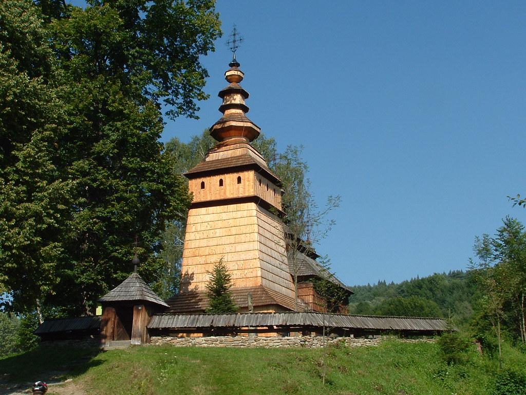 Wooden Church 6, Kotan, Poland