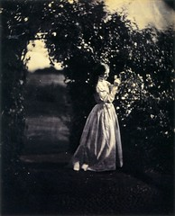 The Gardener's Daughter, 1867, by Julia Margaret Cameron