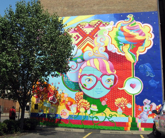 Ice cream daydream mural ice cream daydr flickr for Cincinnatus mural
