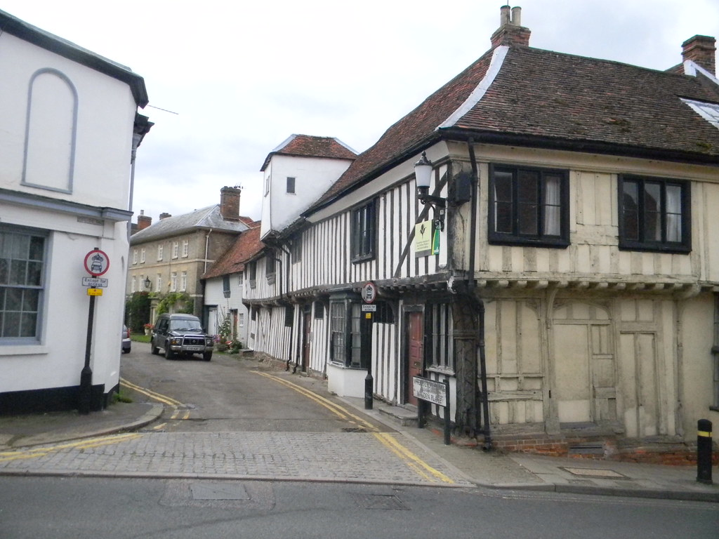 Buildings, Saffron Walden Great Chesterford to Newport