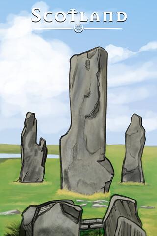 Scotland - Geocaching.com Souvenirs