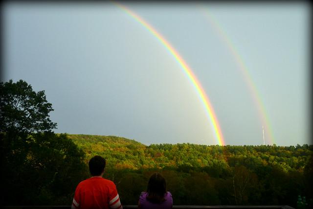 ~Double Rainbow~