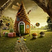 hansel and gretel house by miguel taubin 