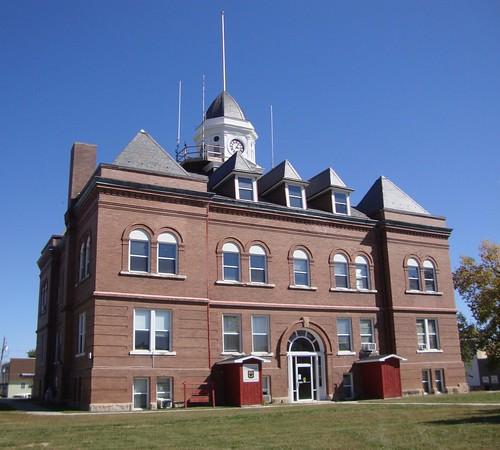 mo missouri courthouses 1890s 1899 countycourthouses worthcounty usccmoworth grantcity fremontdorff