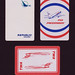 Playing Cards from Three Extinct Airlines