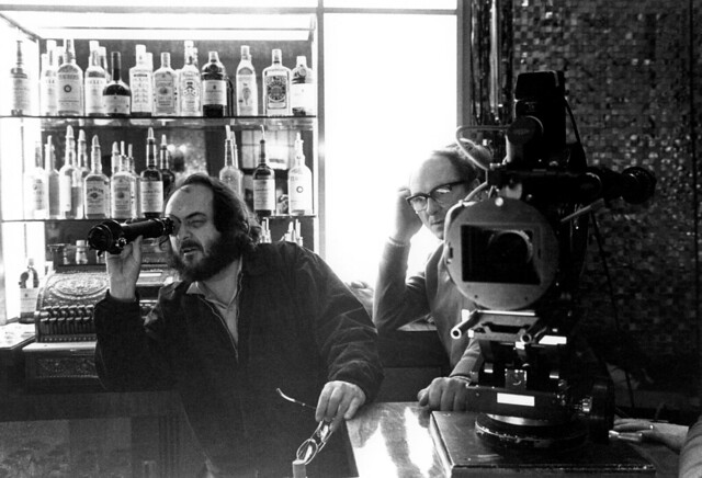 Stanley Kubrick Behind the Scenes The Shining (1980) - 2000