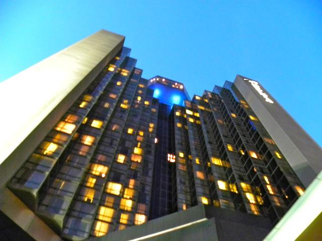 Hotel Delta Quebec Stationnement