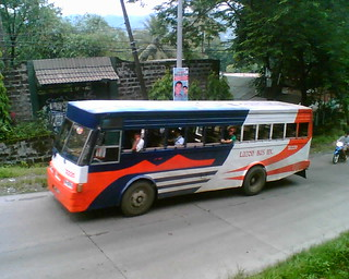Luzon Bus Inc. 32220