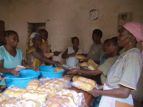Women entrepreneurs in DRC