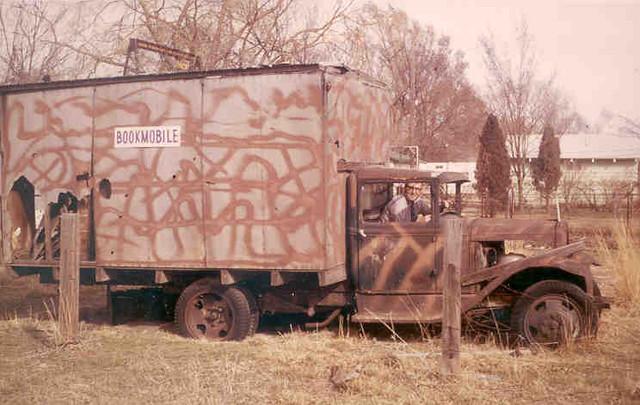 Utah State Library Bookmobiles (circa 1975)