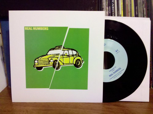 Real Numbers - Tear It In Two 7""