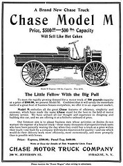 Chase Motor Truck