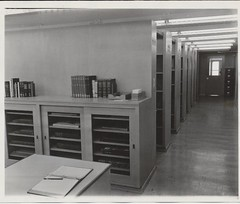 Library Interior Sept. 4th, 1959.S-1071.1