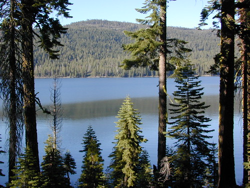 Jackson Meadows Reservoir