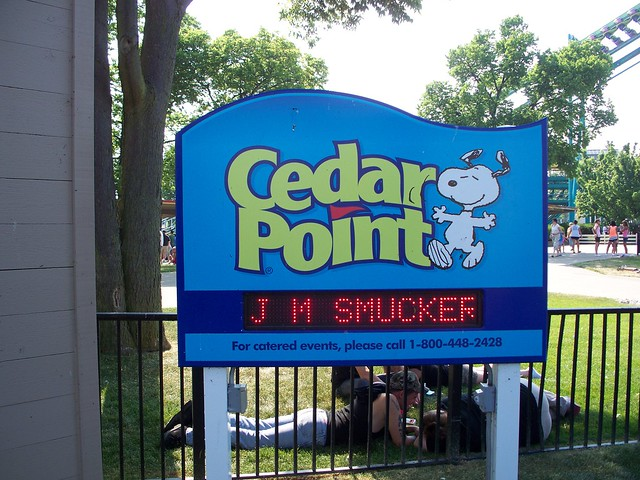 Cedar Point - J. M. Smucker Company Picnic