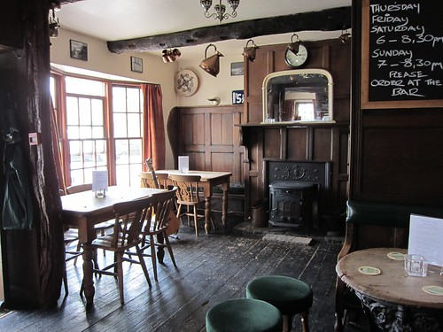 the pub in ireby