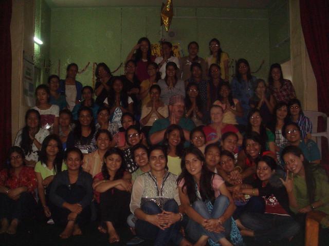 LNC wed class 2 july 20 2011 namaste