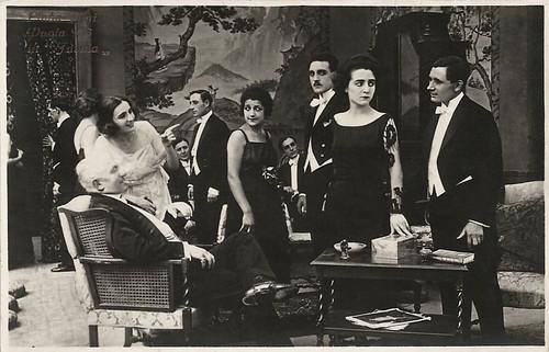 Linda Pini in Favilla (Ivo Illuminati 1921)