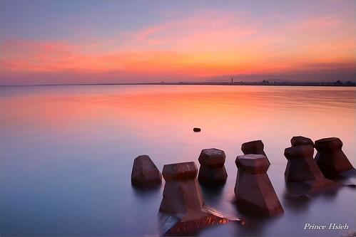 """""""sony """"sunrise"""" """"taiwan"""" """"taichung"""" wetland"""" """"日出"""" """"晨彩"""" """"高美濕地"""" """"gaomei a850"""" 2470za"""""""