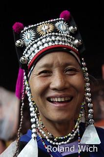 Bangkok - Hill Tribe Woman