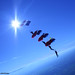 Parachuting Canopy Formation