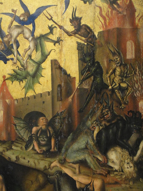 Medieval Art Hell Depiction of hell | In...