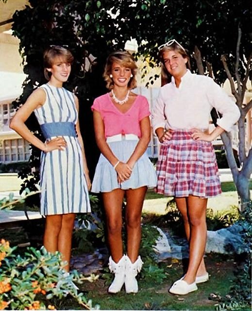 1980s Preppy Fashion Girls Hnczcywcom