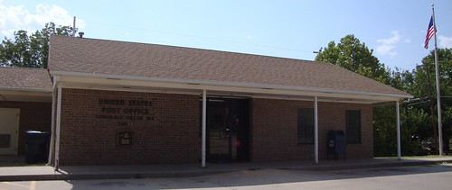 Post Office 73755 (Longdale, Oklahoma)
