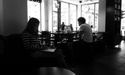 Starbucks Mount Street, Manchester