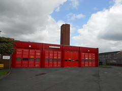 GMFRS - Gorton Fire Station