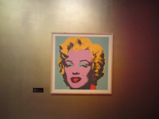 Marilyn by Warhol