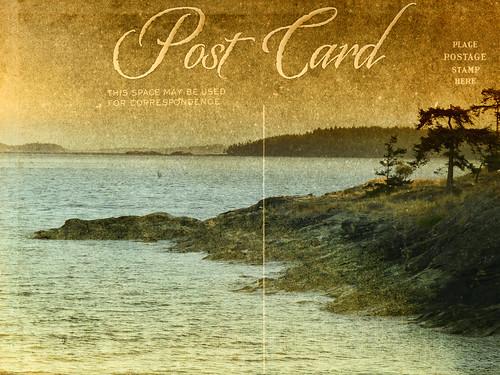 canada landscape bay coast postcard saltsping tatot zedzap