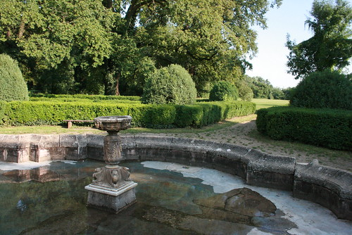 park fountain 30 garden french hungary francia ungarn kert hongrie 2011 nyár kút július szabadkígyós szökőkút medence megye szombat békés kastélypark franciakert franciapark