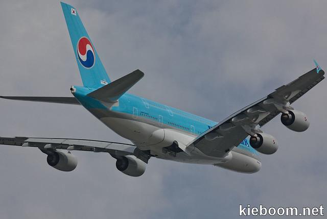 Yin Yang Third Korean Air Airbus Msn Wway