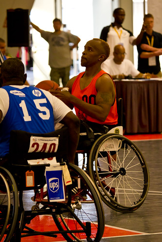 Pittsburgh Wheelchair Games