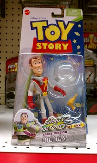 New Space Mission Woody