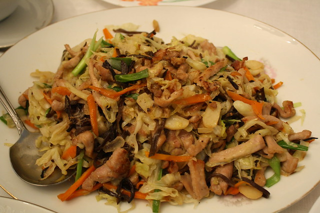 Moo Shu Pork Recipe — Dishmaps