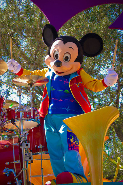 Mickey's Soundsational Parade: Mickey Mouse | Flickr ...
