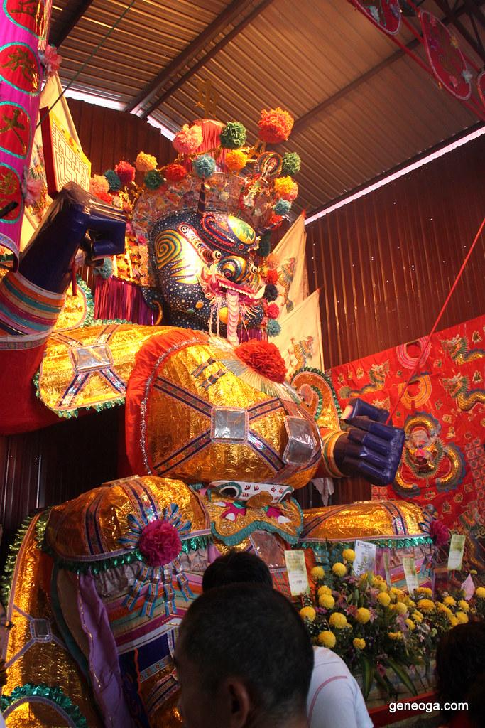 Largest Tai Su Yah effigy in Malaysia