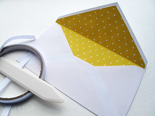 DIY envelope liner tricks
